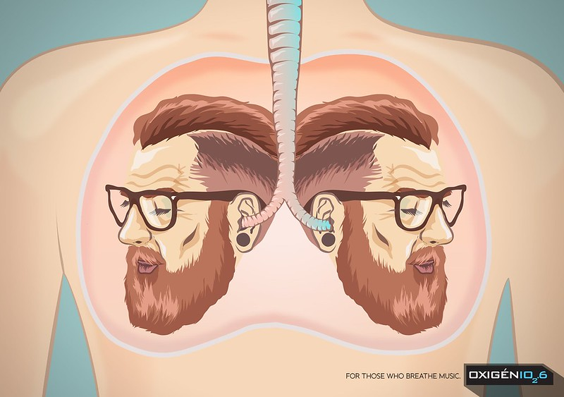 Oxigénio - Man Breathe Music