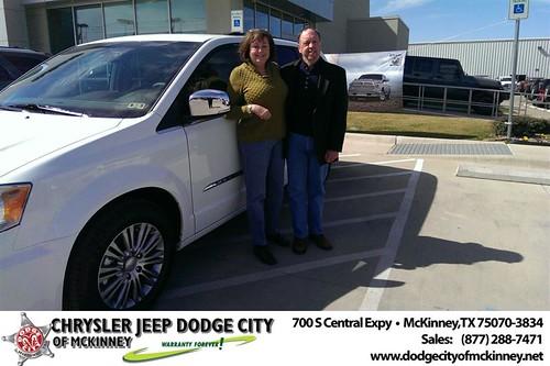 Dodge City McKinney Texas Customer Reviews and Testimonials-Ben Watson III by Dodge City McKinney Texas