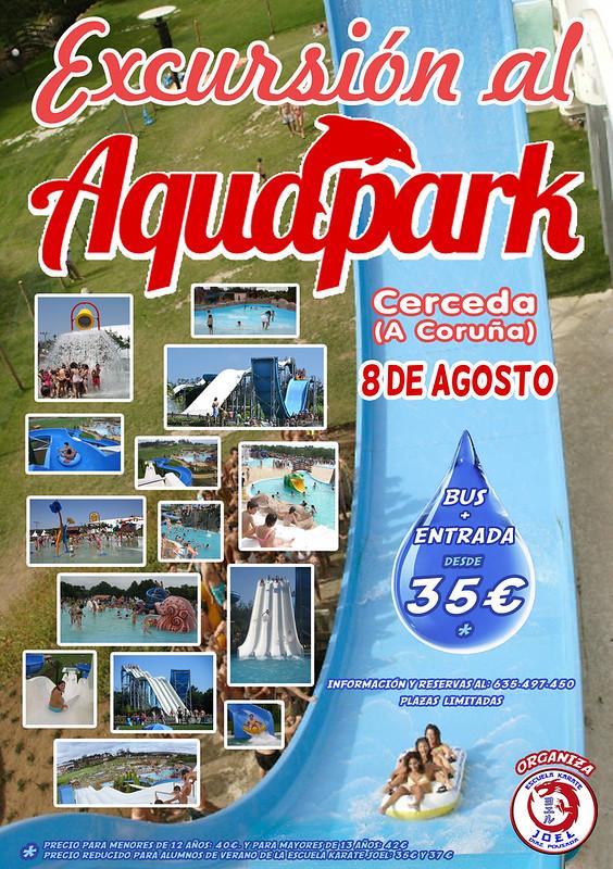 Escursión al Aquapark