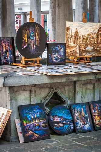 Bruges Craft Market