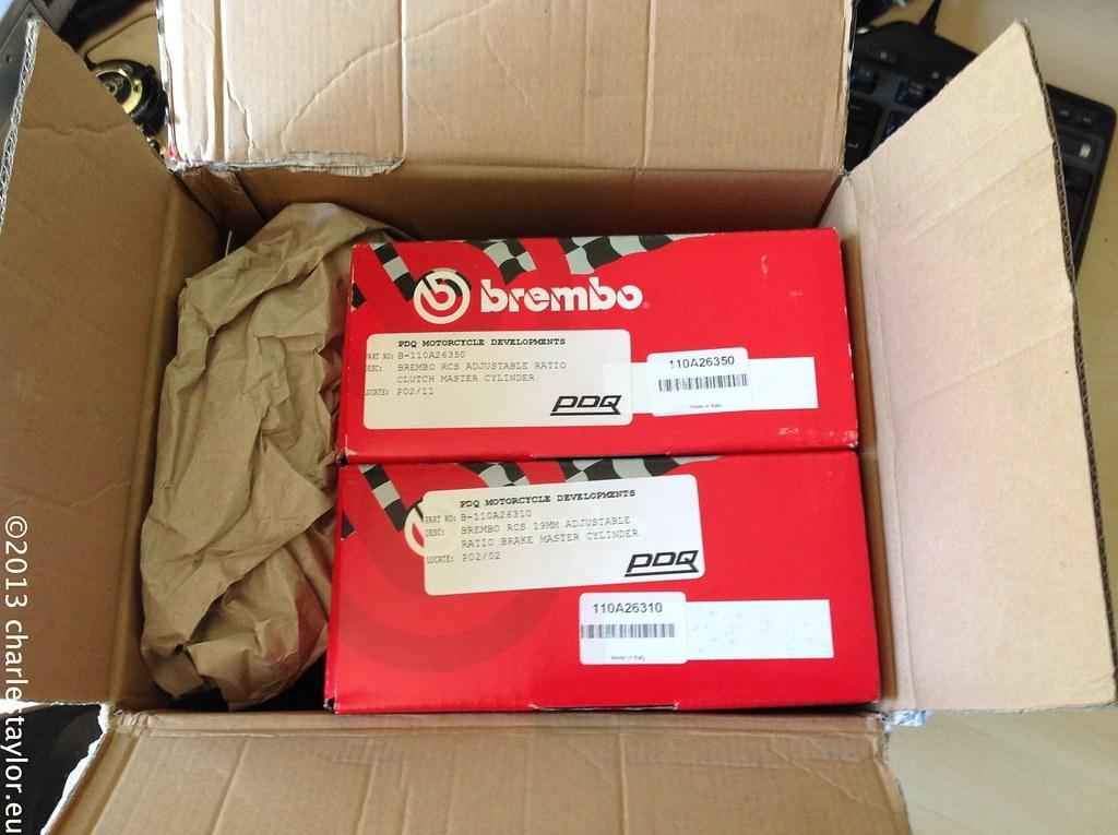 21. RF900 StreetFighter – Brembo RCS