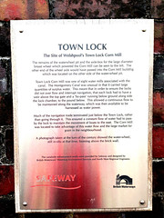Welshpool Canal Side