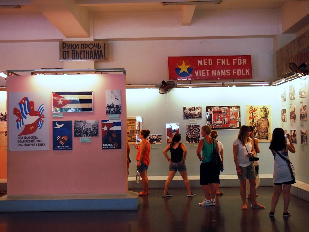 hcmc war remnants museum