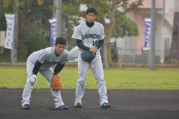 祖父江選手と又吉選手