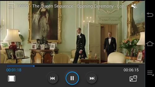 ดูคลิป 1080p บน Samsung Galaxt Camera 2