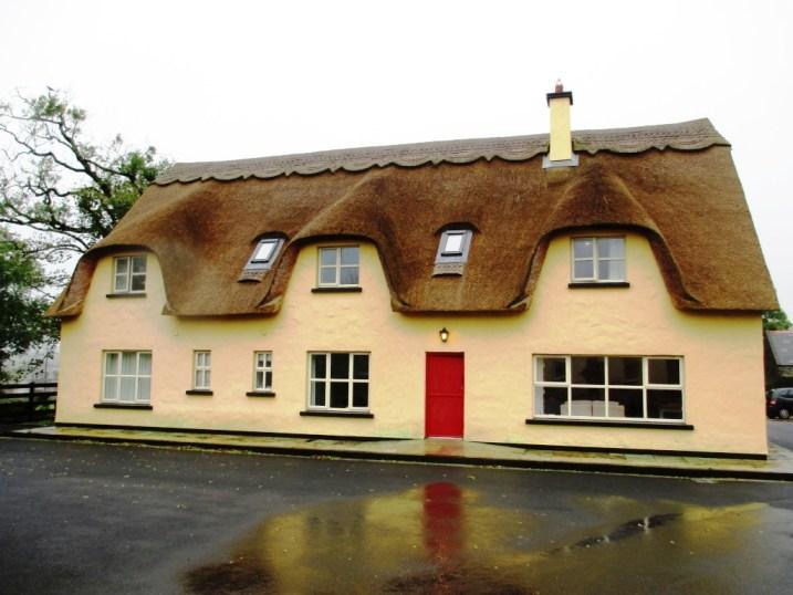 The Sweet Inspiration Lodge Near Dingle, Ireland.