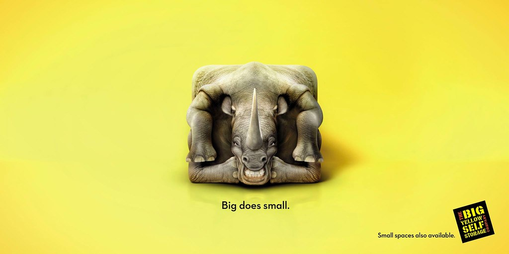 Big Yellow Self Storage - Rhino