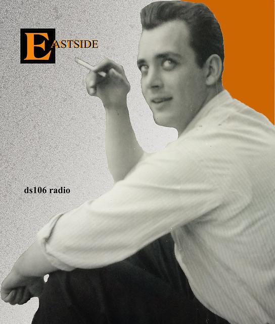 Hot man of Eastside - ds106 poster