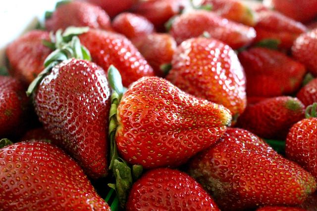 Strawberry Supreme Cake - 1