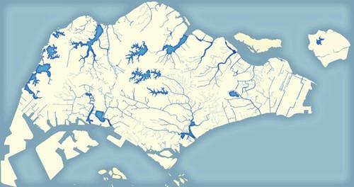 PUB: Local Catchment Water