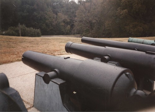 Vicksburg32PDRRifle