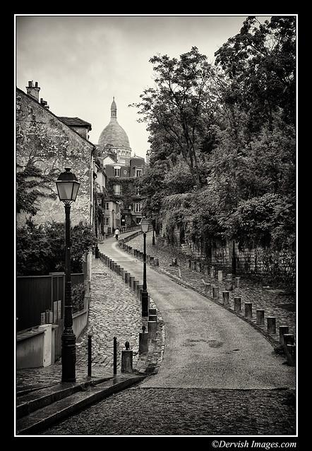 Montmartre - 18th Arrondissement Paris