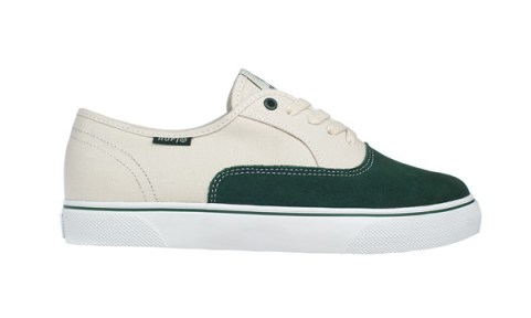 huf_footwear_Mateo_Dark_Green_Bone_Single