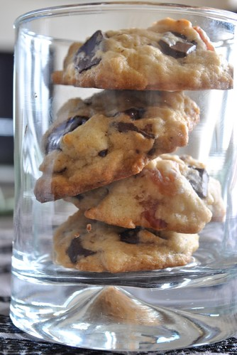 Bourbon Bacon Cookies
