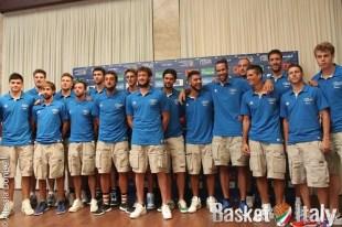 La Nazionale Italiana euro 2013