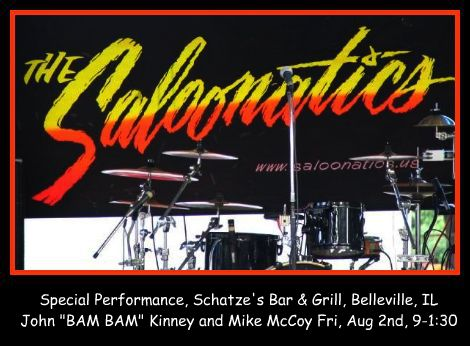 The Saloonatics 8-2-13
