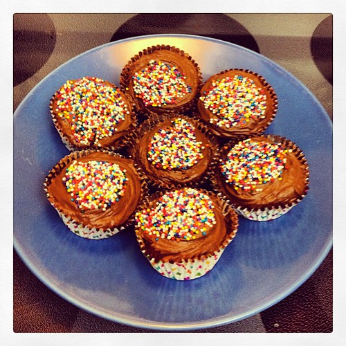 Another cupcakes picture because why not.