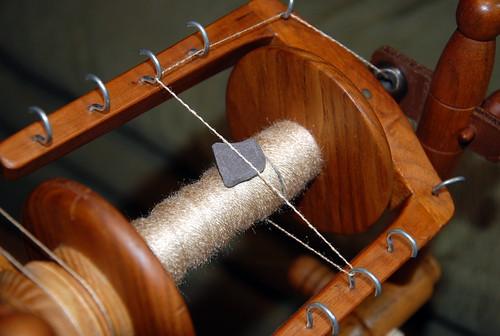 Muga Silk plying (3)