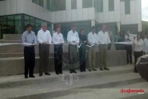Inauguración nuevo edificio salud