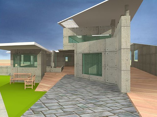 El Hormigón y la Arquitectura Sostenible
