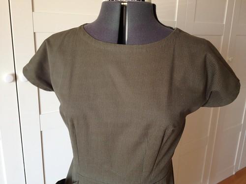 Simplicity 1577, no collar