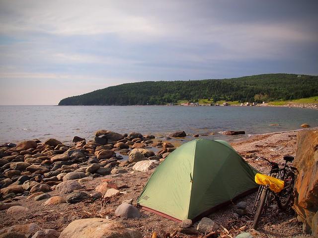 Wild Cove Camp 2