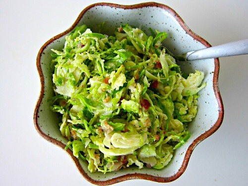 Bacon and Brussels Salad (3)