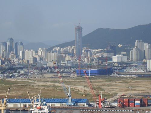 Busan International Finance Center by Jens-Olaf