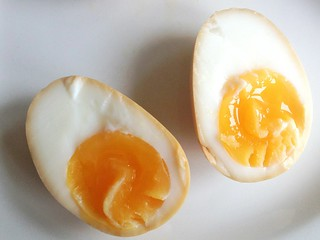 Japanese ramen egg