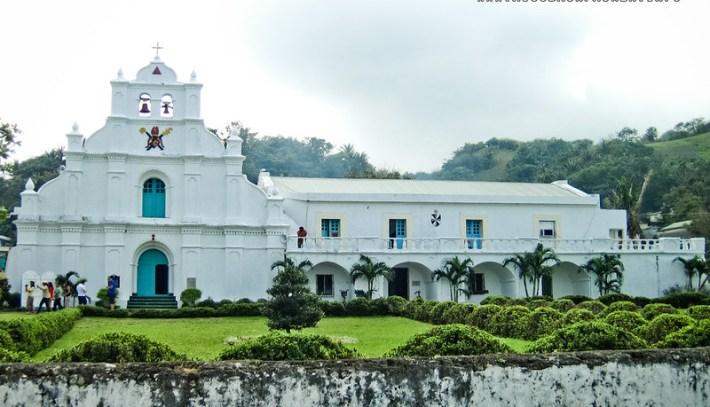 San Carlos Borromeo Church