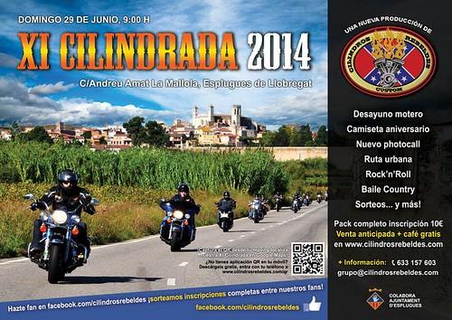XI Cilindrada - Esplugues de Llobregat