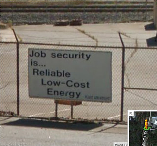 Job security at Plant Arkwright