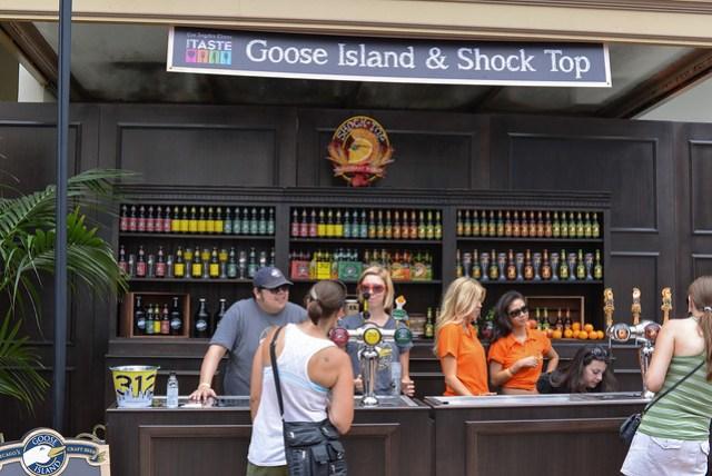 Goose Island & Shock Top