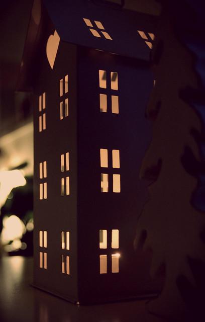 Licht im Haus