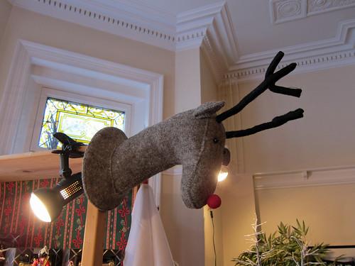 The Head of Rudolf