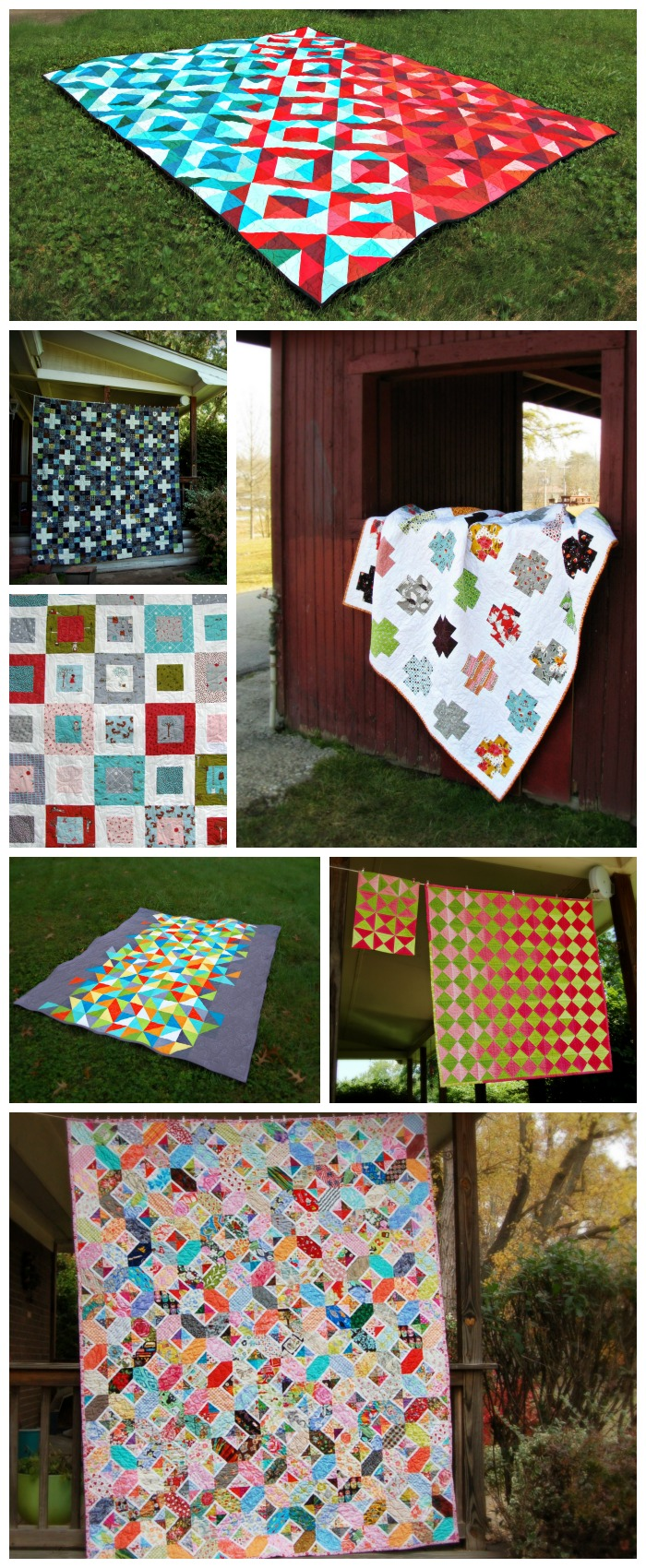 The Quilts of 2013