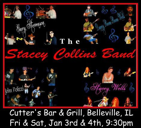 Stacey Collins Band 1-3, 1-4-14