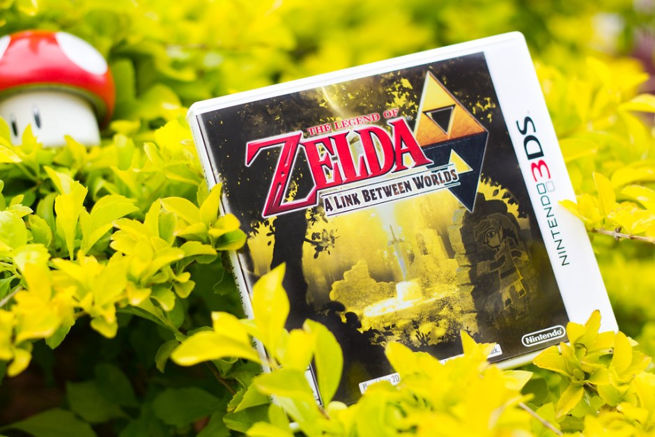 Review | Legend of Zelda: A Link Between Worlds - Game Freaks 365