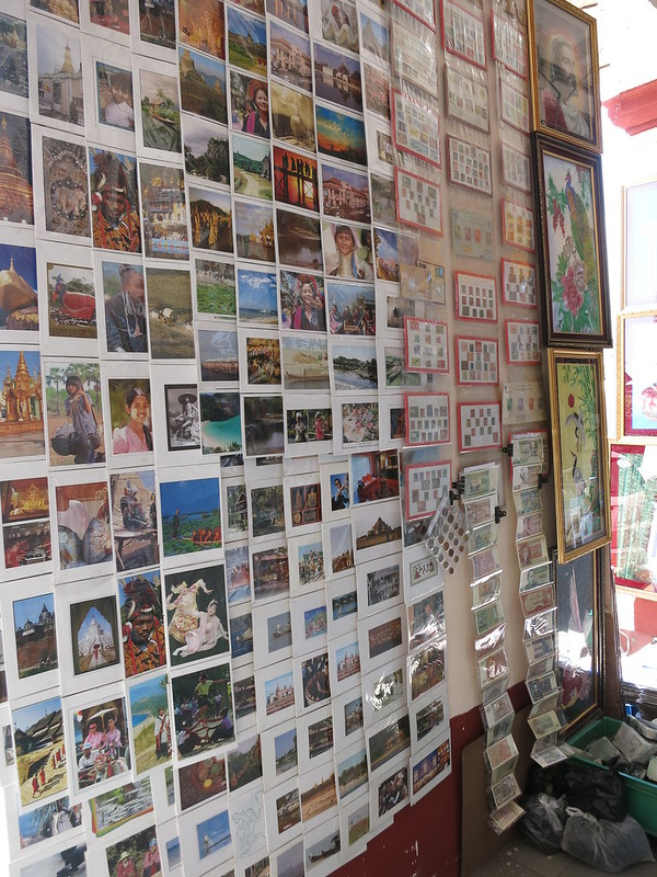 Myanmar: Last day in Yangon