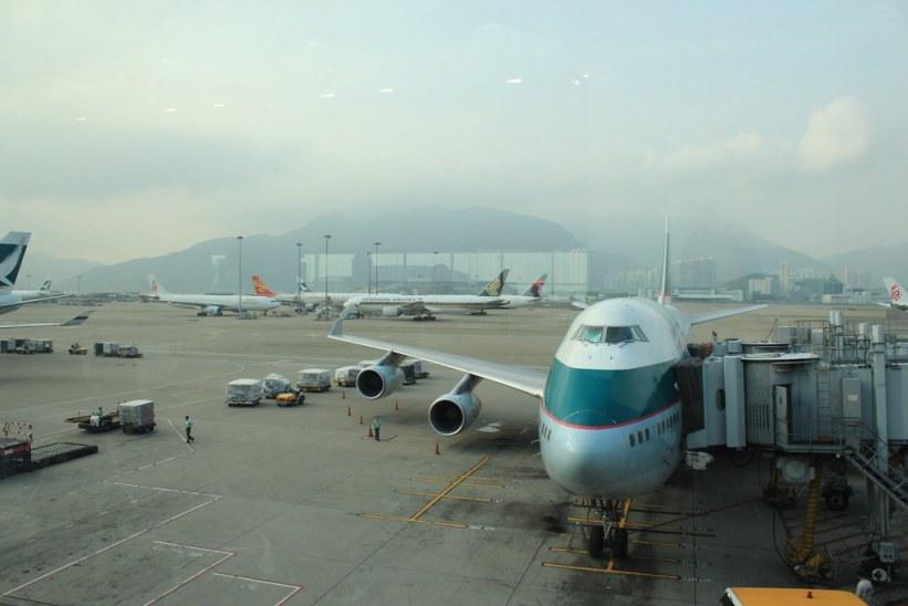 9 timer i Hong Kong