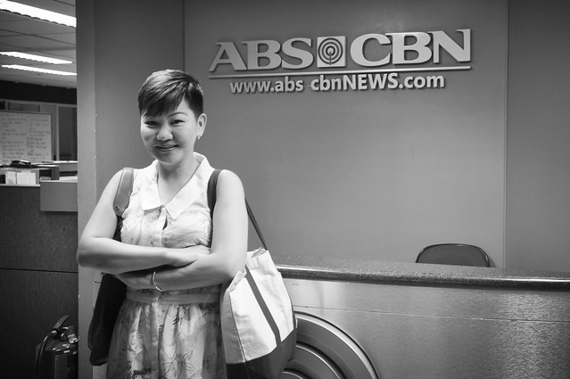 @ ABS-CBN Newsroom
