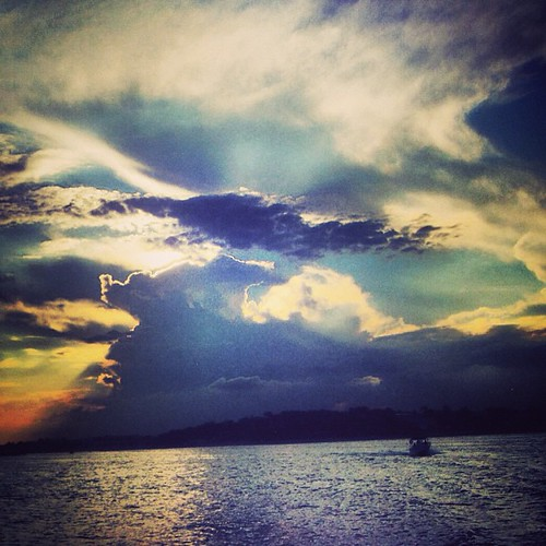 #sydney #sunset by @MySoDotCom