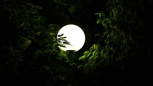 Toulouse (FR) street lamp light
