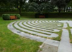 A way through grass