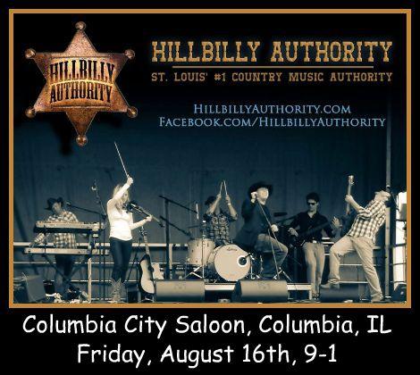 Hillbilly Authority 8-16-13