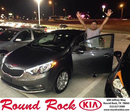 Happy Birthday to Ruben  Rosales from Anthony Mancini and everyone at Round Rock Kia! by RoundRockKia