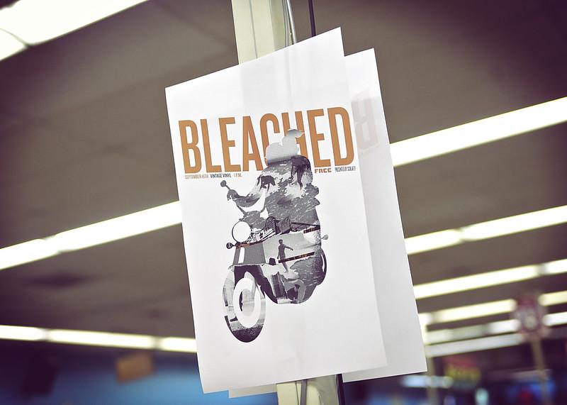 Bleached @ Vintage Vinyl