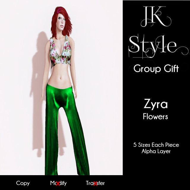 JKStyle - FabFree Designer of The Day