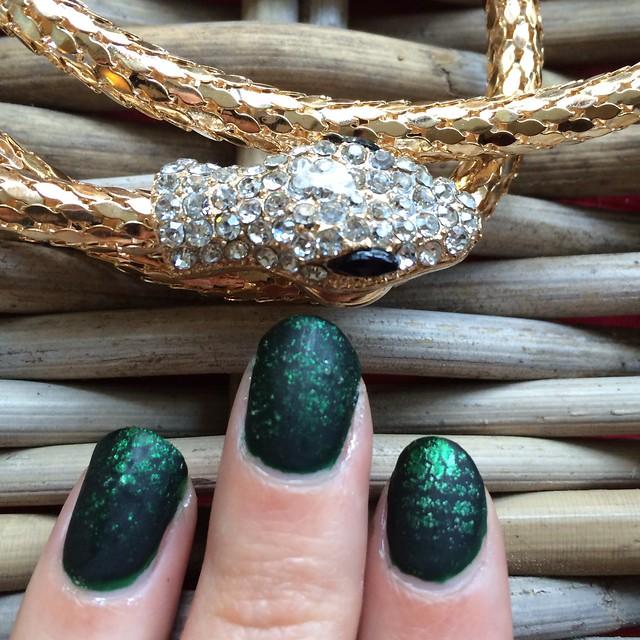 Matte nails 2