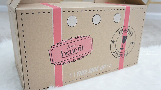 Benefit Cosmetics - Christmas Present 2013